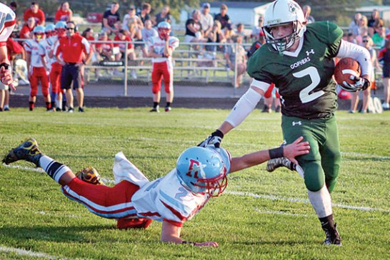 Defense carries Gophers to big lead