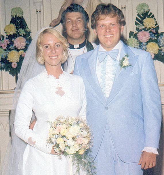Sally and Steve Ganger