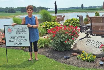 Sheldon family gets KHCB's farm beautification award