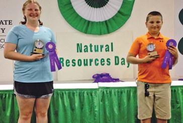Area 4-H members earn clock trophies at state fair