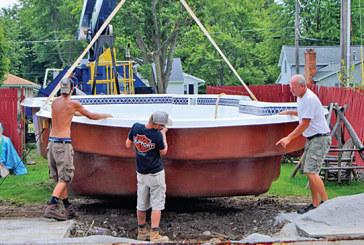 Replacing a pool