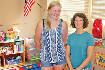 Former missionary enjoys teaching preschoolers in Kenton