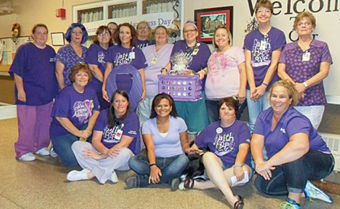 Alzheimer's Day support