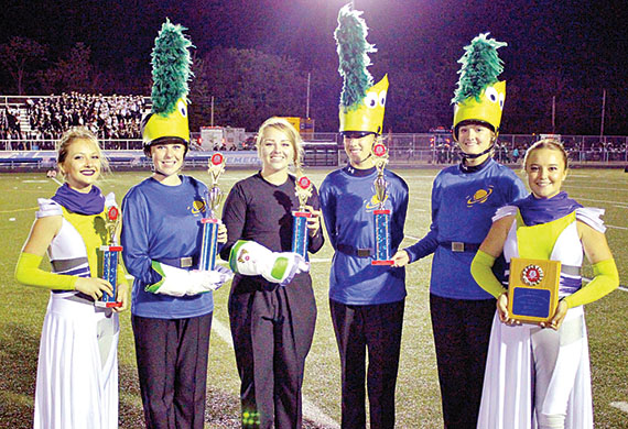 Awards for band
