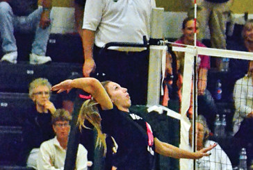 Ridgemont sweeps Kenton volleyball