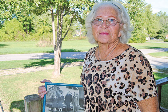 From Poland to Kenton: Woman recounts family's plight during World War II