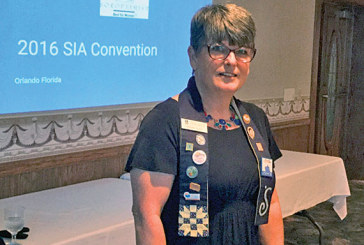 Soroptimist convention highlights shared with club