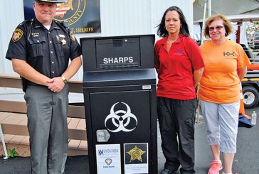 Safe disposal of drug items goal of public health kiosk