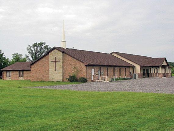 First Baptist Church of Ada