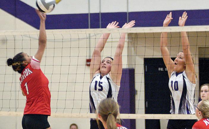 Ada earns volleyball sweep of Kenton
