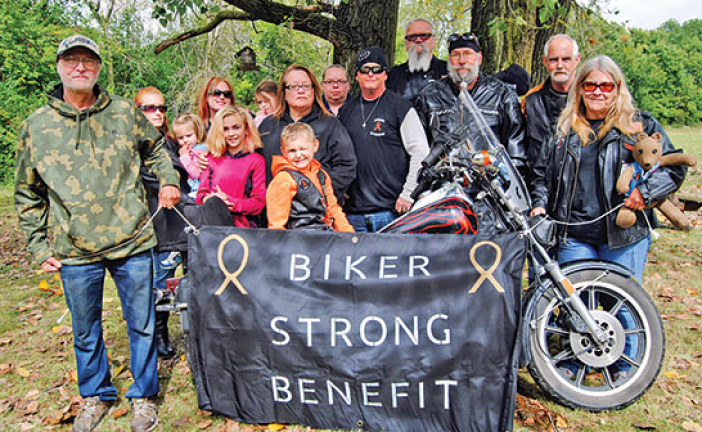 Biker Strong plans fundraiser to help families facing cancer