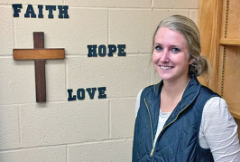 Kentonite returns to lead church's youth program