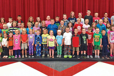 Character award recipients saluted at Kenton Elementary