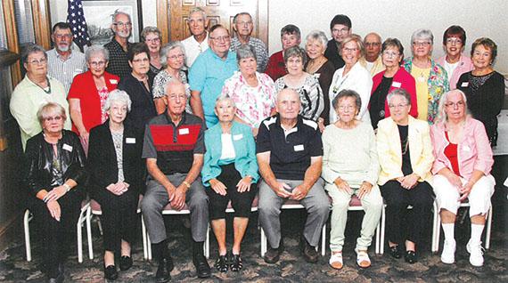 Kenton class of '61