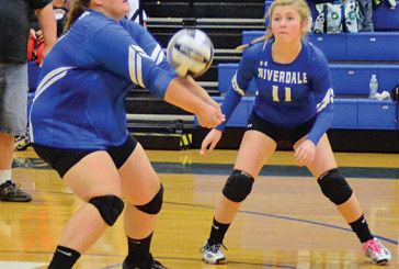 Arlington defeats Falcon volleyball
