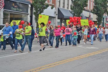 March against addiction