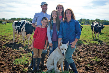 Area dairy farm family to be featured in commercial
