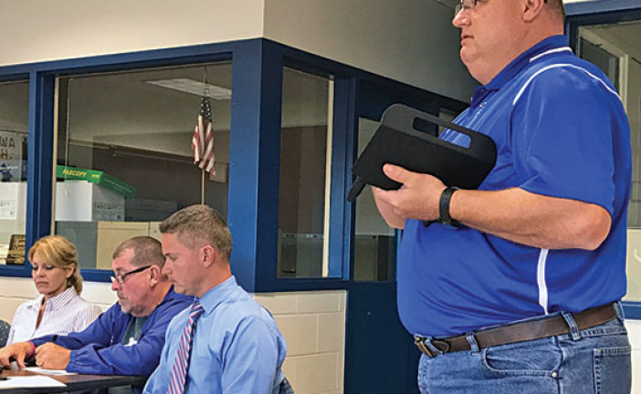 Riverdale agrees to get 'The Boot' to help secure doors during lockdown