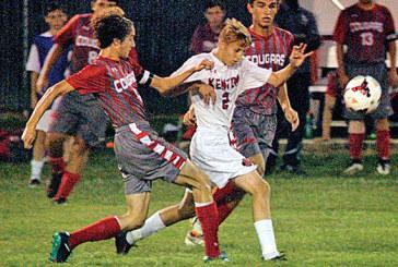 Fast start carries Kenton boys soccer