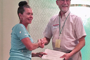 Hardin County Master Gardeners get two state awards at conference