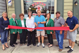 Barbershop opening celebrated