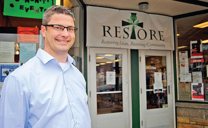 Within 10 years, ReStore becomes a centerpiece of the Ada community