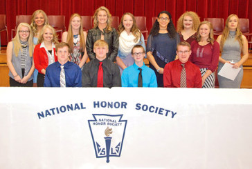 USV inducts 14 into National Honor Society