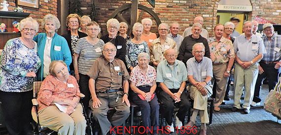 60-year reunion