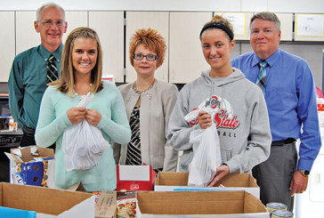 Church-HN program delivers weekend meals for students