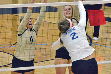 Season ends for Raider spikers with district finals setback