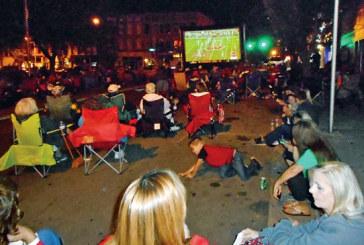 Buckeye fans fill downtown Kenton