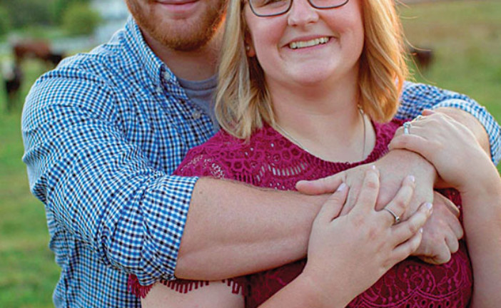 Johnson, Totten to wed