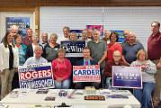 Hardin County Republicans open election headquarters