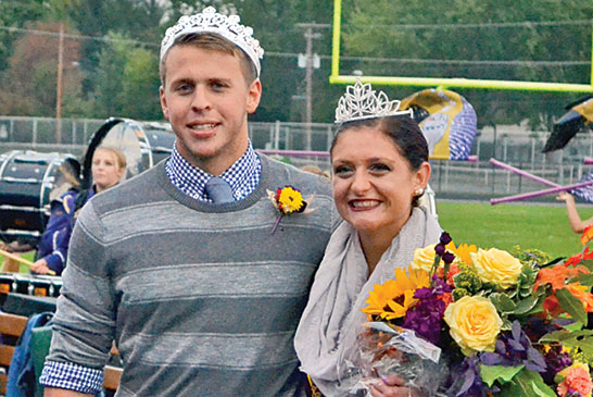 Homecoming celebrated