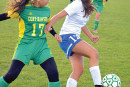 Falcons pour it on in second half of 5-0 postseason win
