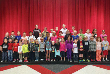 KES students receive character award