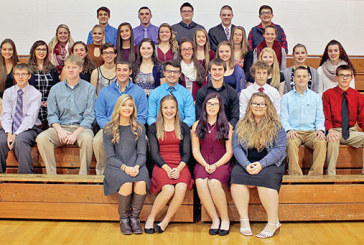 KHS students recognized for academic performance
