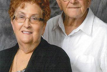 Couple celebrates 60th anniversary