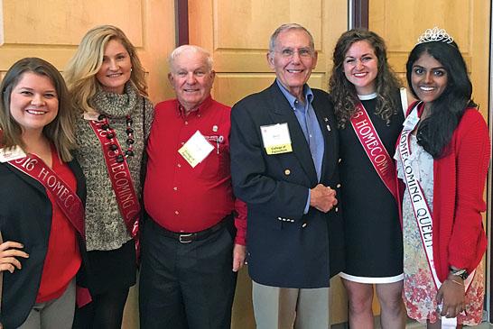 OSU alumni reception