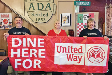 Viva Maria's pledges a portion of sales to United Way