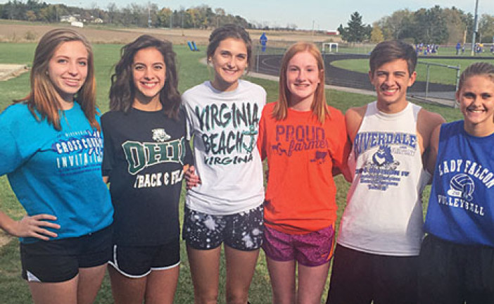 Falcon girls, Renteria ready for regional cross country