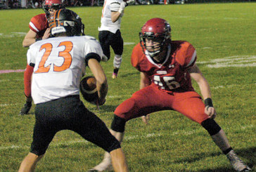 Missed two-point conversion costs KHS