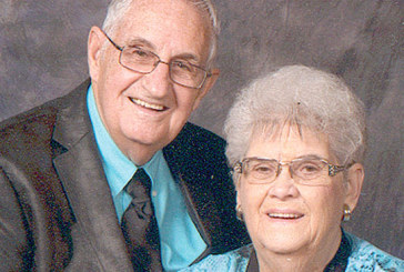 Couple celebrates 65th