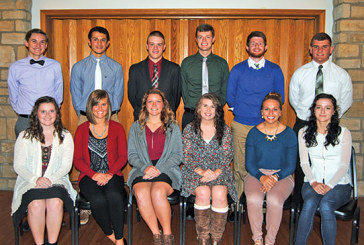 Teenagers of the Month honored by Kenton Elks