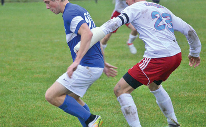 Eastwood comes on late to eliminate Riverdale boys soccer