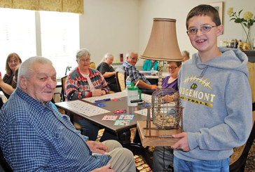 Ridgemont student makes lasting connection with senior citizens