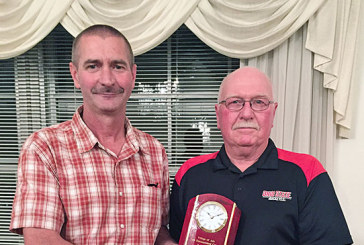 Ada-Liberty fire chief named Citizen of the Year
