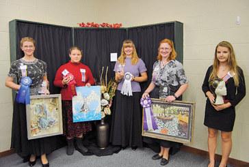 Artistic winners