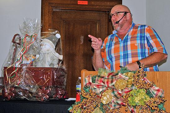 Basket auction