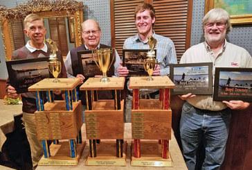 Trophy Bassmasters celebrate year